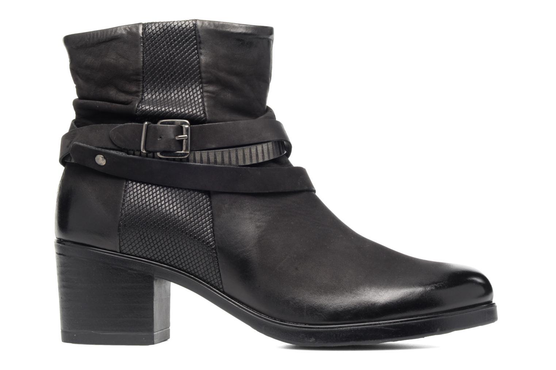 Bottines et boots Coco et abricot Brown Noir vue derrière