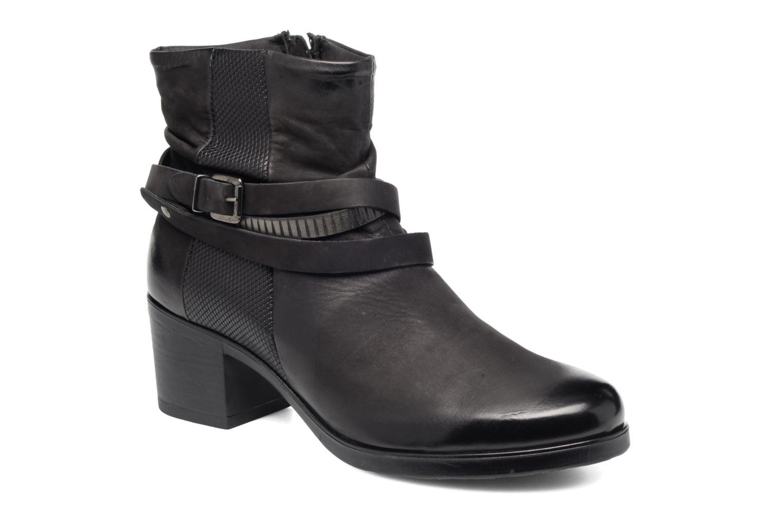 Bottines et boots Coco et abricot Brown Noir vue détail/paire