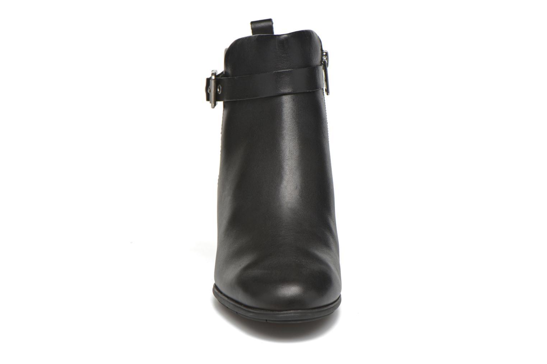 Boots en enkellaarsjes Rockport Melora Strap Bootie Zwart model