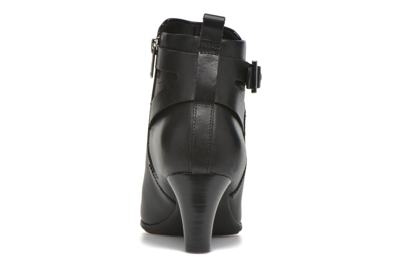 Boots en enkellaarsjes Rockport Melora Strap Bootie Zwart rechts