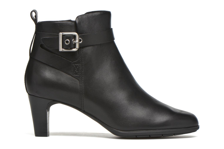 Boots en enkellaarsjes Rockport Melora Strap Bootie Zwart achterkant