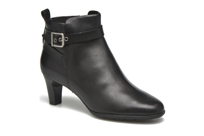 Boots en enkellaarsjes Rockport Melora Strap Bootie Zwart detail