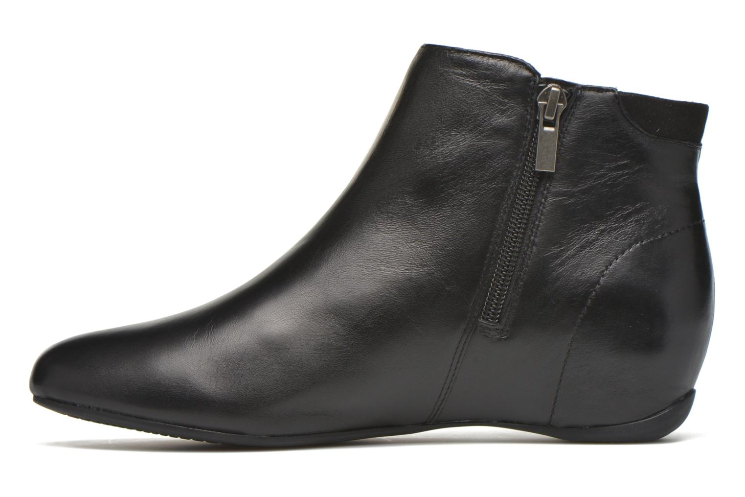 Ankle boots Rockport Emese Black front view