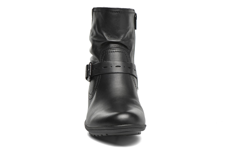 Bottines et boots Rockport Riley-CH INTL Noir vue portées chaussures