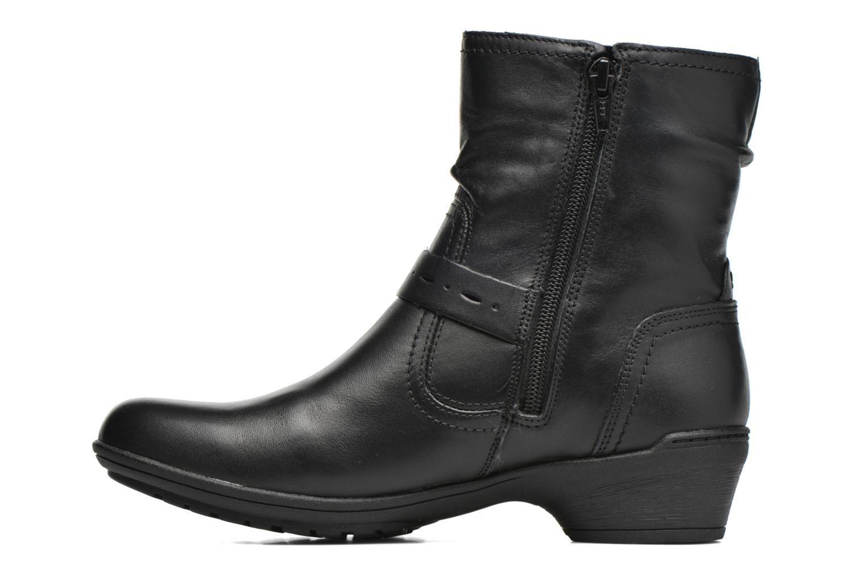Bottines et boots Rockport Riley-CH INTL Noir vue face