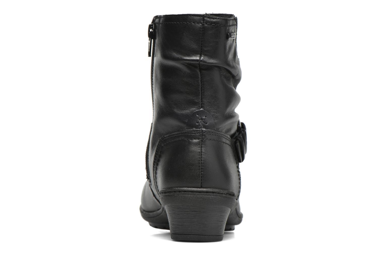 Bottines et boots Rockport Riley-CH INTL Noir vue droite
