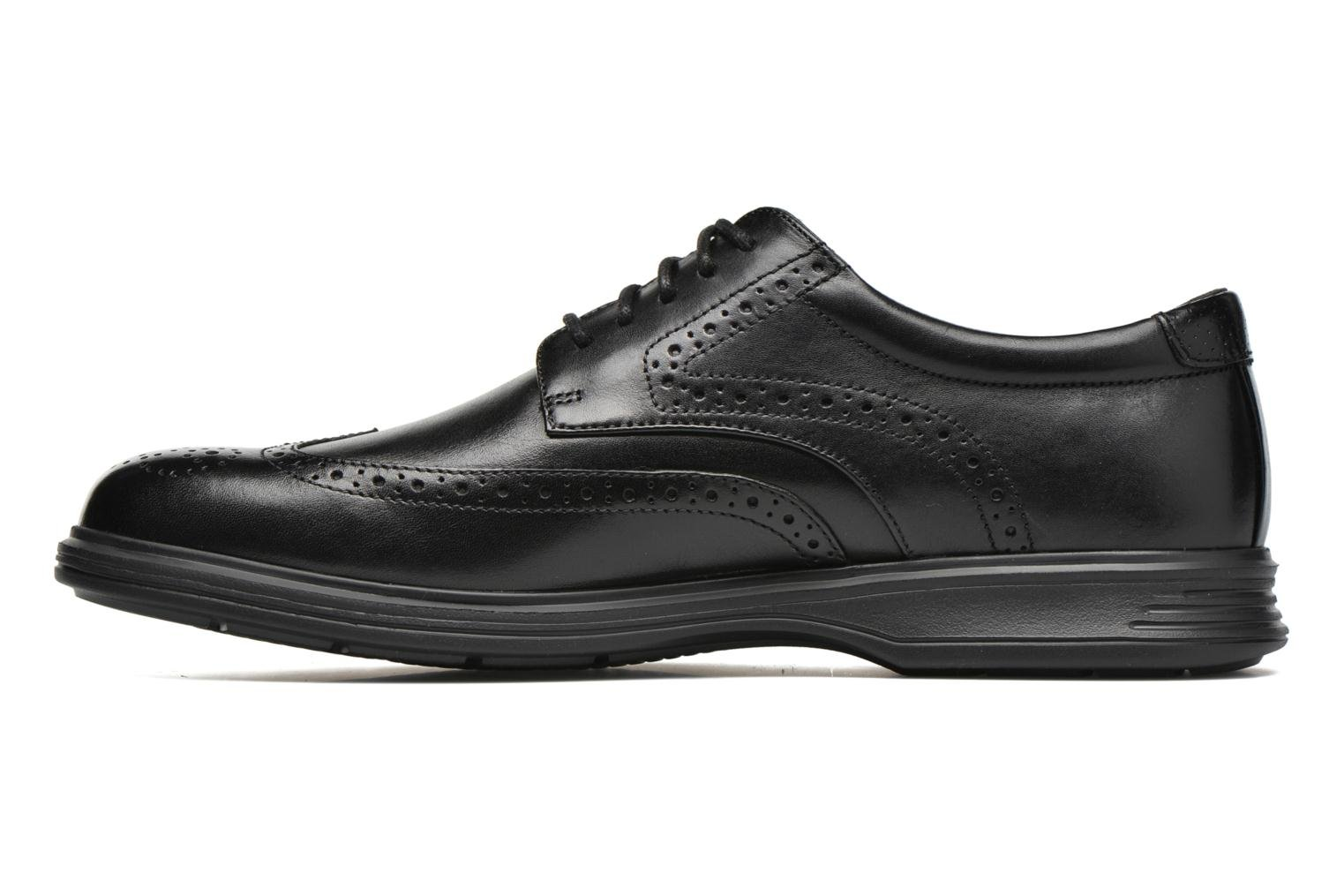 Chaussures à lacets Rockport DP2 Light Wing Tip Noir vue face