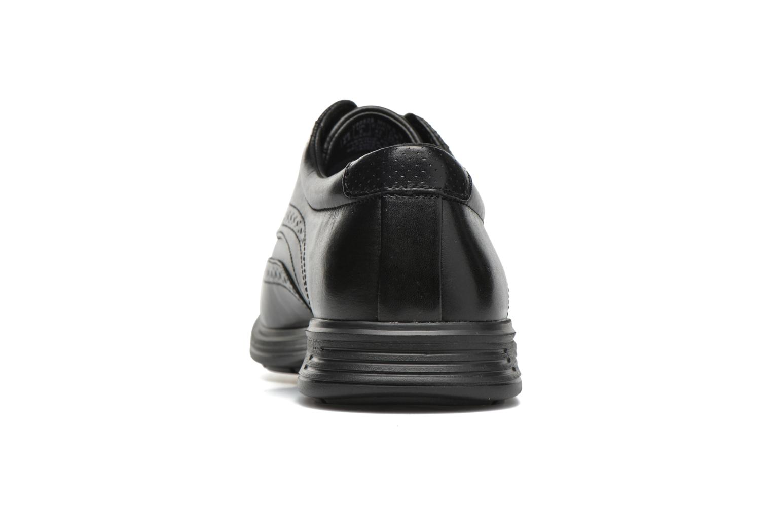 Zapatos con cordones Rockport DP2 Light Wing Tip Negro vista lateral derecha