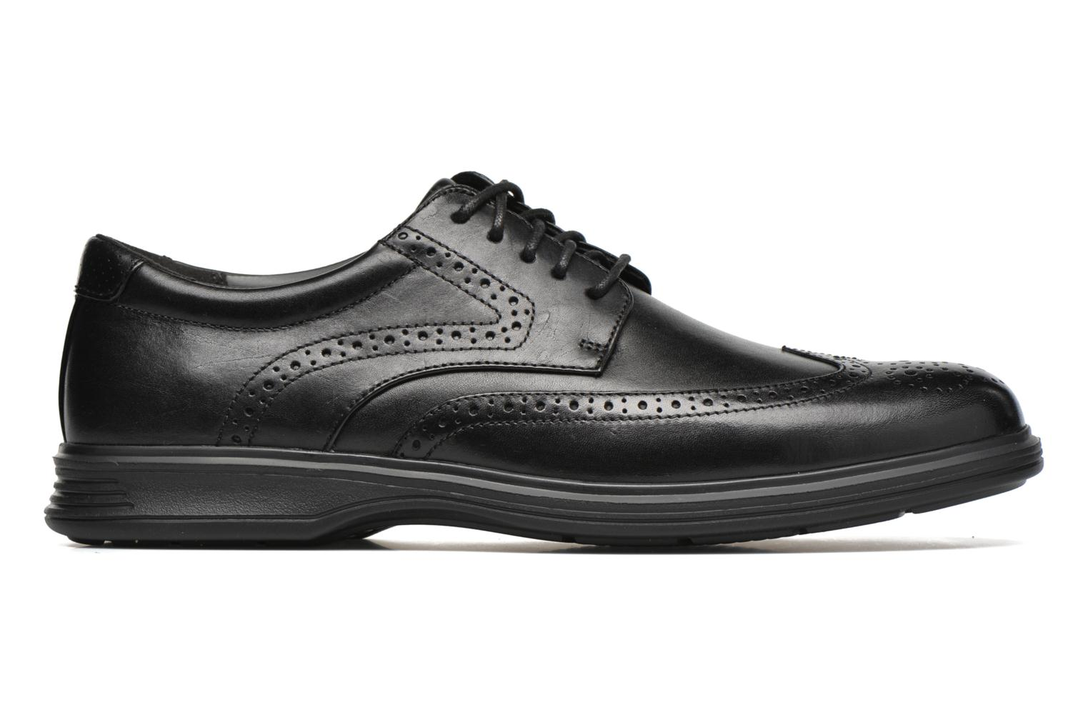 Zapatos con cordones Rockport DP2 Light Wing Tip Negro vistra trasera