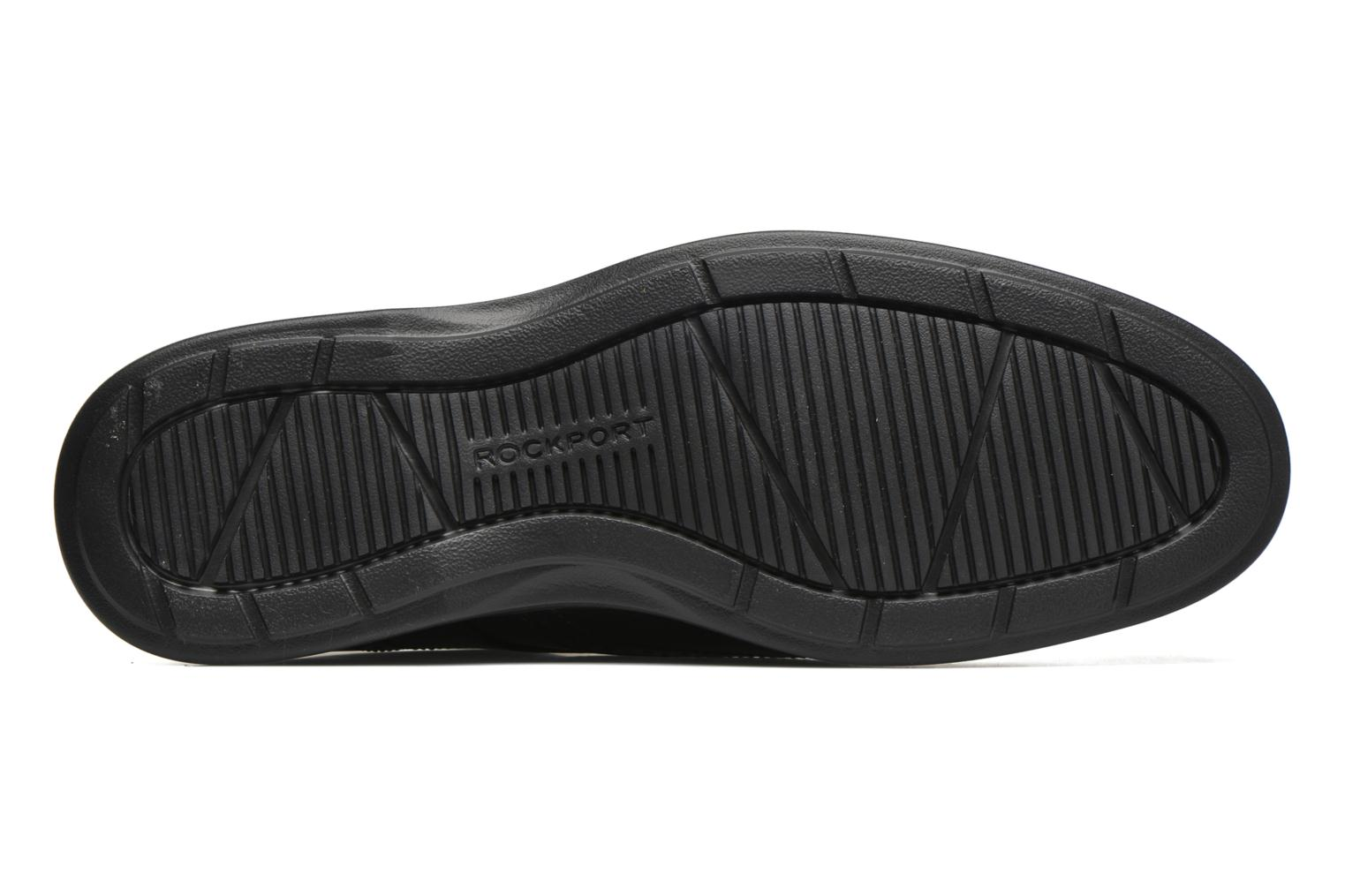 Lace-up shoes Rockport DP2 Light Wing Tip Black view from above
