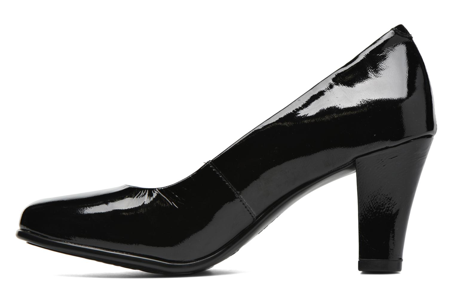 High heels Aerosoles Dolled Up Black front view