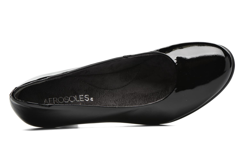 Zapatos de tacón Aerosoles Dolled Up Negro vista lateral izquierda