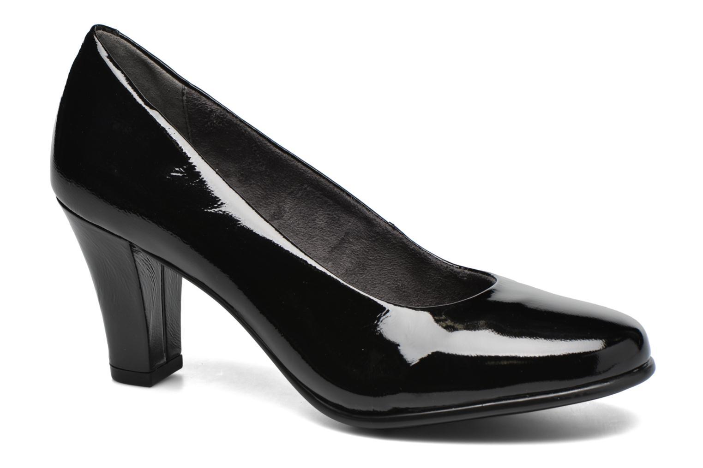 Zapatos de tacón Aerosoles Dolled Up Negro vista de detalle / par
