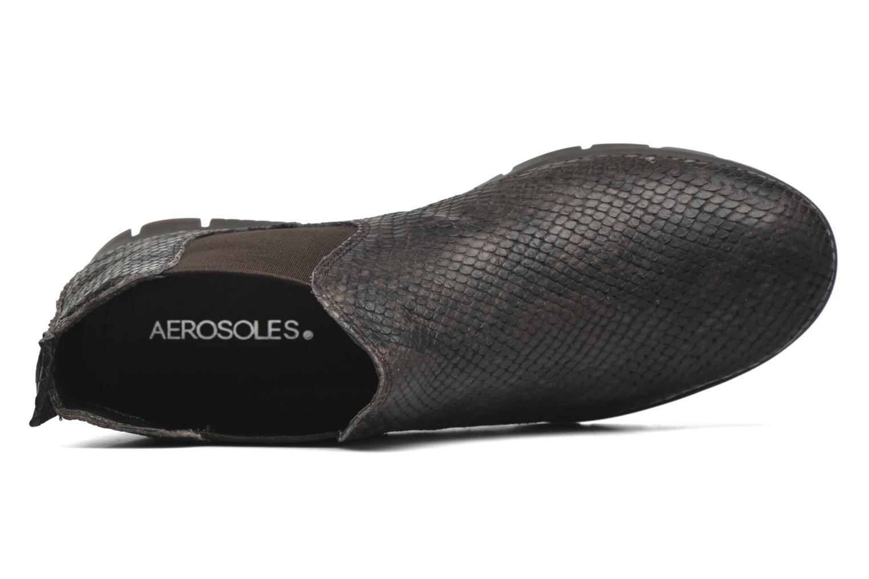 Stiefeletten & Boots Aerosoles Fast Ball braun ansicht von links