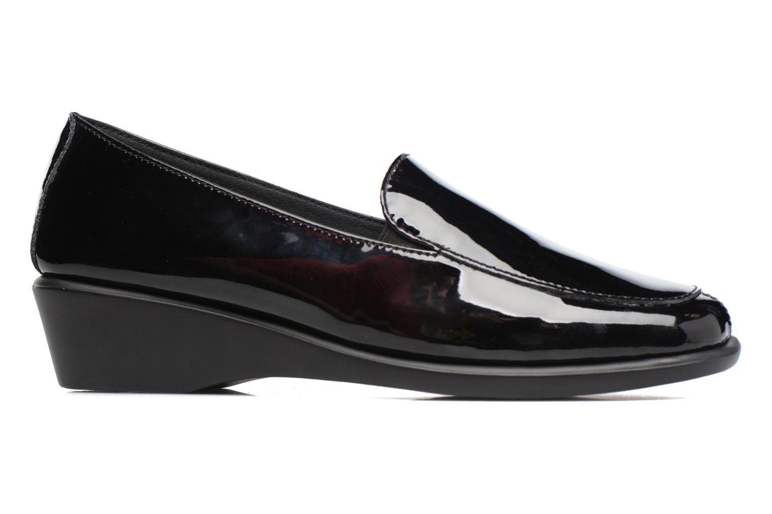 Mocasines Aerosoles Four Williams Negro vistra trasera