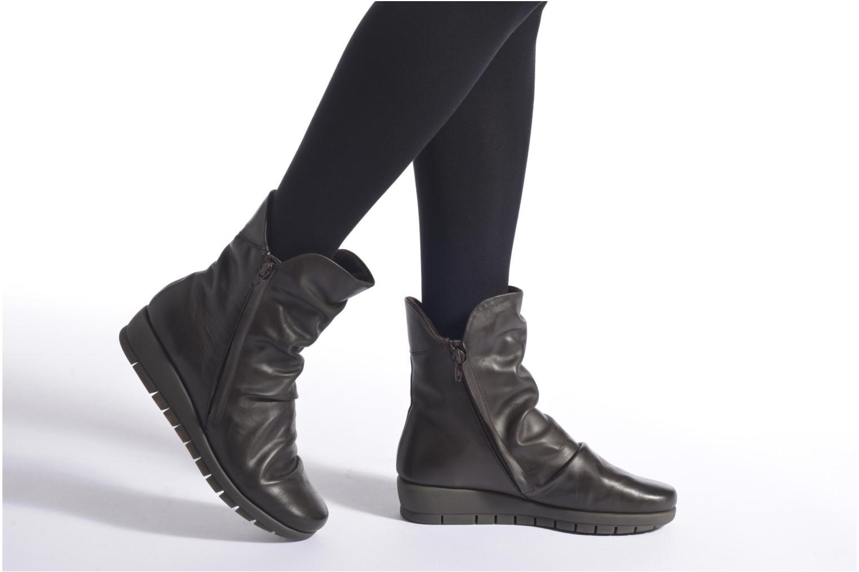 Bottines et boots Aerosoles Move Up Noir vue bas / vue portée sac