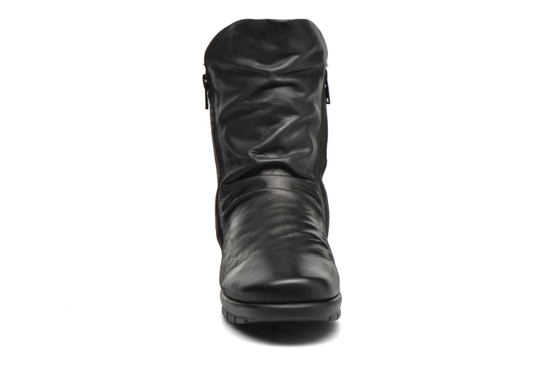 Bottines et boots Aerosoles Move Up Noir vue portées chaussures