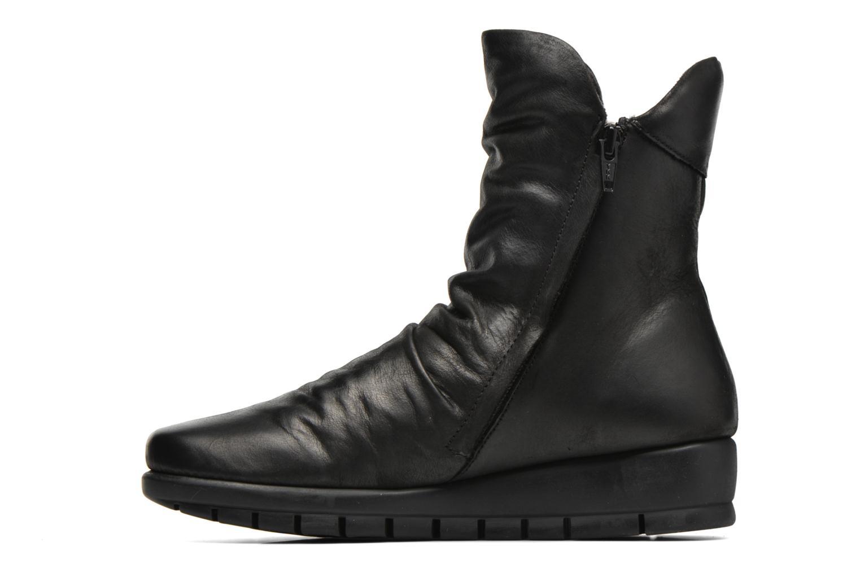 Bottines et boots Aerosoles Move Up Noir vue face