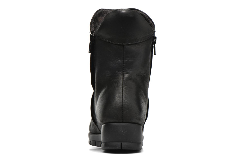 Bottines et boots Aerosoles Move Up Noir vue droite
