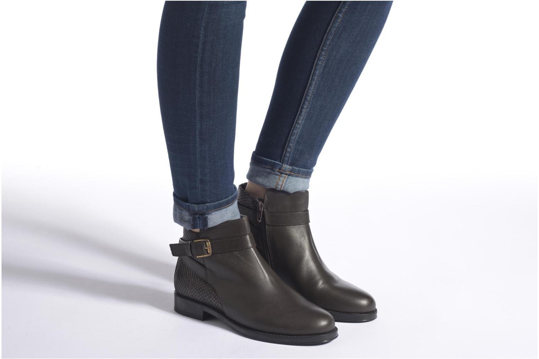 Stiefeletten & Boots Aerosoles Pushchairs braun ansicht von unten / tasche getragen