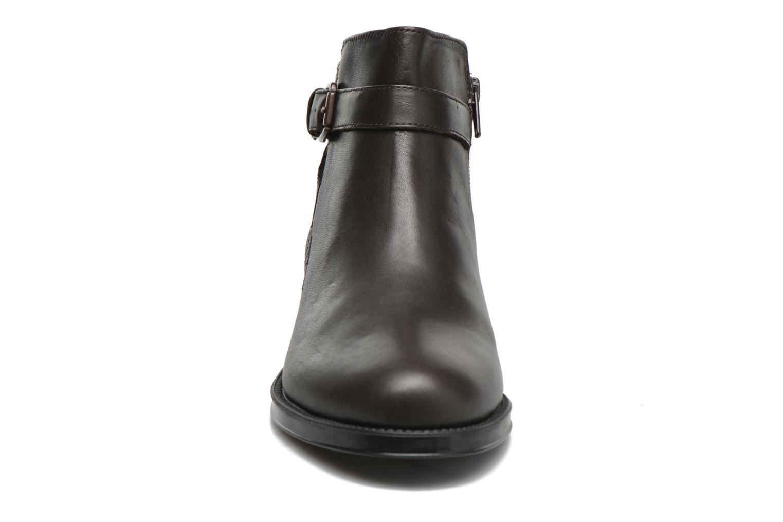 Bottines et boots Aerosoles Pushchairs Marron vue portées chaussures