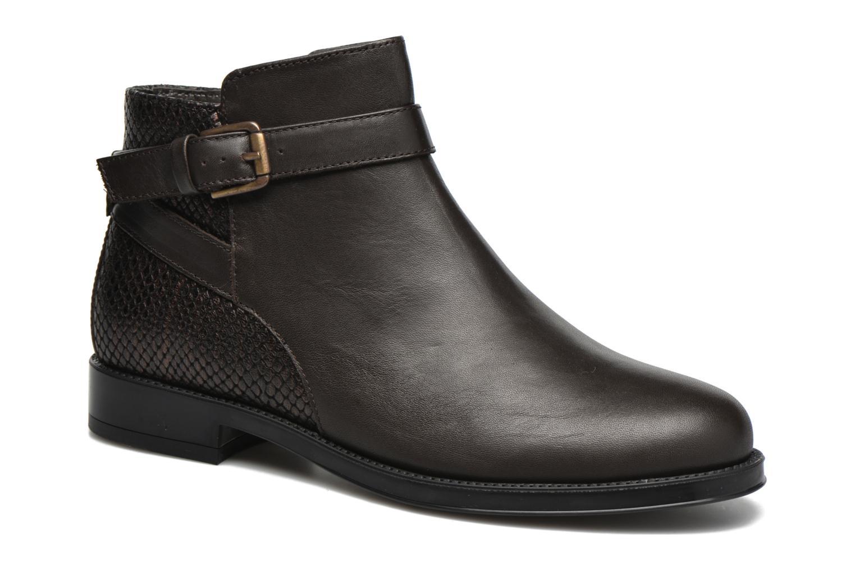 Bottines et boots Aerosoles Pushchairs Marron vue détail/paire
