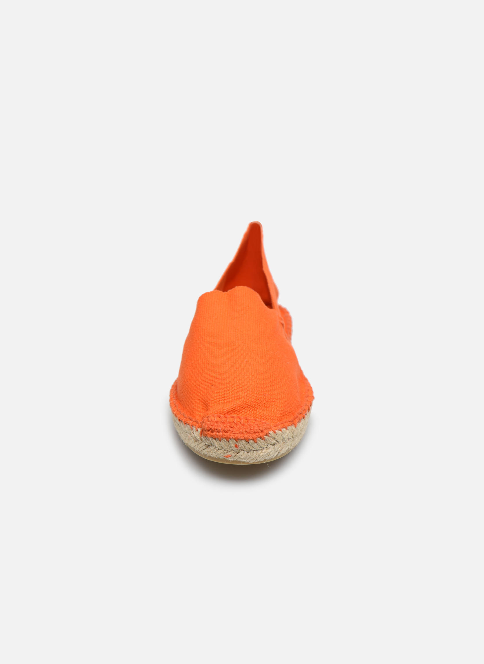 Espadrilles Pare Gabia VP Unies Smu F orange schuhe getragen