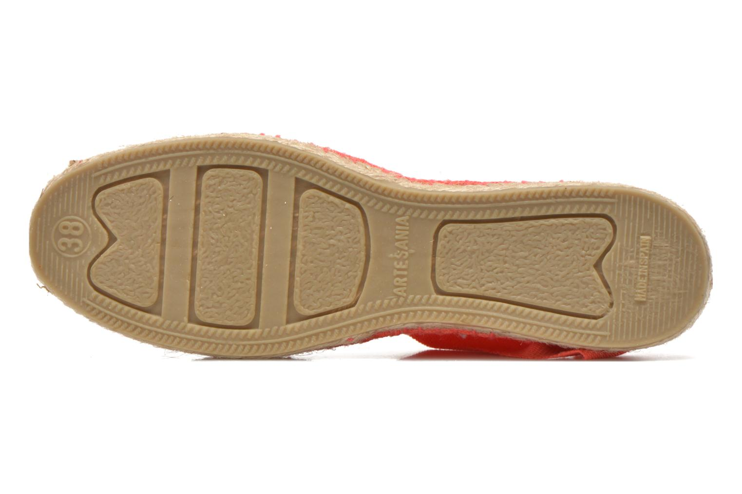 Espadrilles Pare Gabia VP Unies Smu F Pink view from above