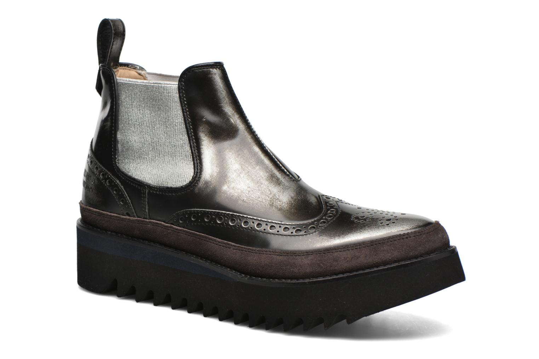 Bottines et boots Melvin & Hamilton Lena 4 Gris vue détail/paire