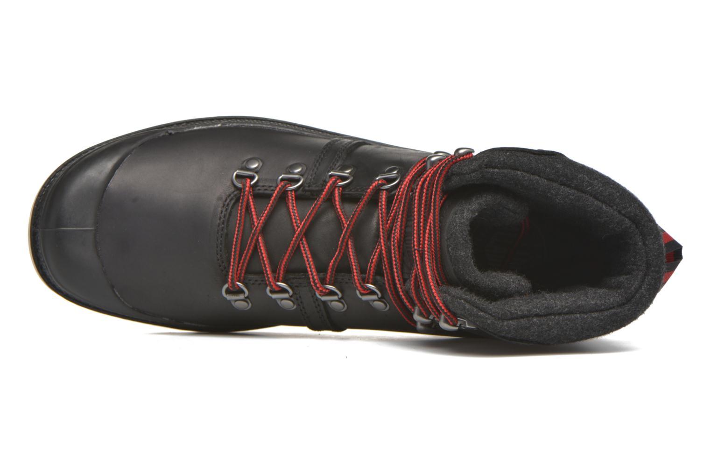 Pallab Hikr H Black/Red/Castlerock
