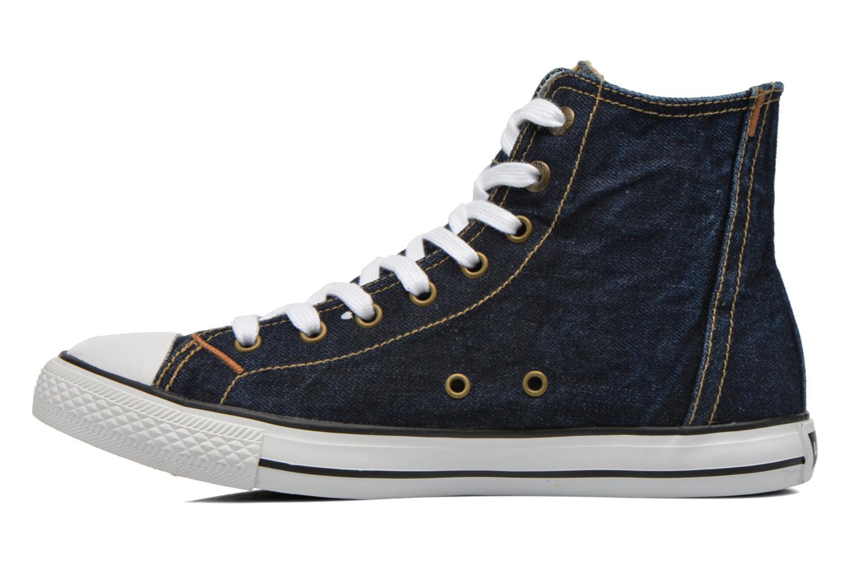 Baskets Levi's Original Red Tab Sneaker High Bleu vue face