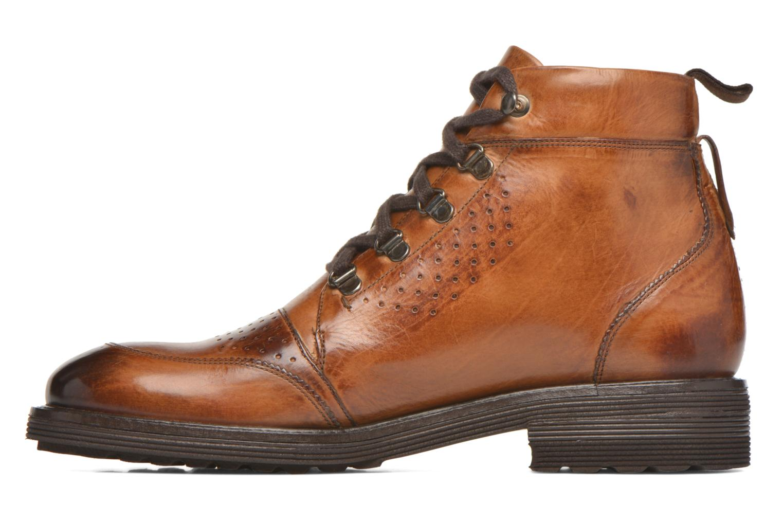 Stiefeletten & Boots Melvin & Hamilton Trevor 5 braun ansicht von vorne