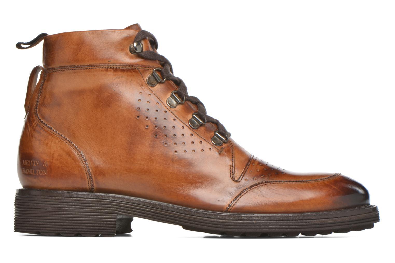 Boots en enkellaarsjes Melvin & Hamilton Trevor 5 Bruin achterkant