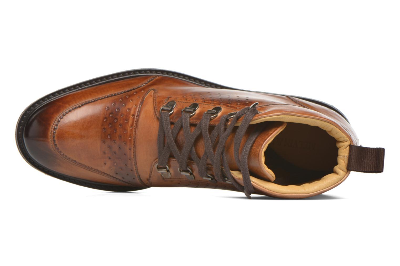 Boots Melvin & Hamilton Trevor 5 Brun bild från vänster sidan