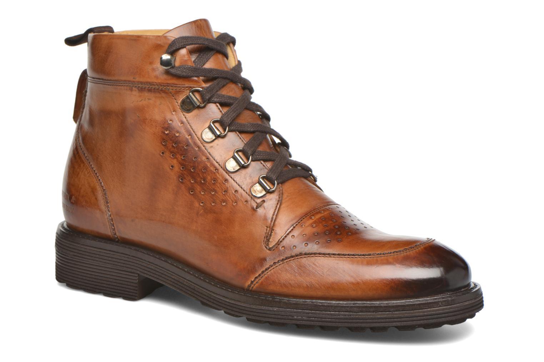 Ankelstøvler Melvin & Hamilton Trevor 5 Brun detaljeret billede af skoene