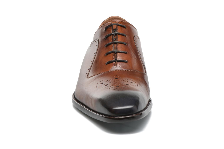 Chaussures à lacets Melvin & Hamilton Clark 13 Marron vue portées chaussures