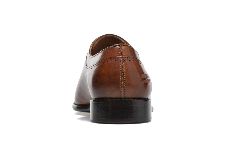 Chaussures à lacets Melvin & Hamilton Clark 13 Marron vue droite