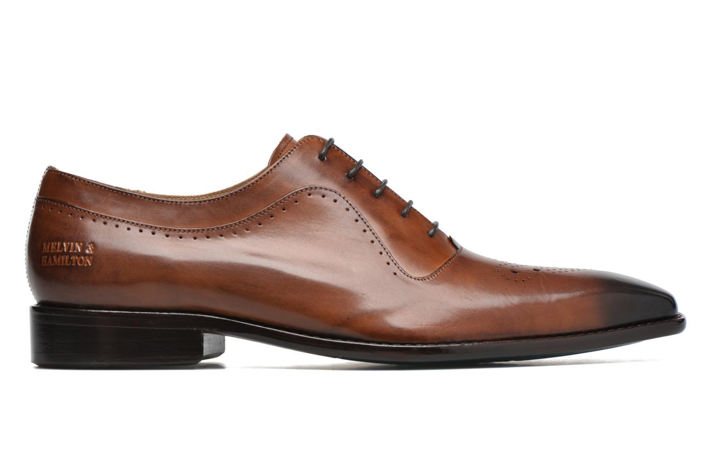 Chaussures à lacets Melvin & Hamilton Clark 13 Marron vue derrière