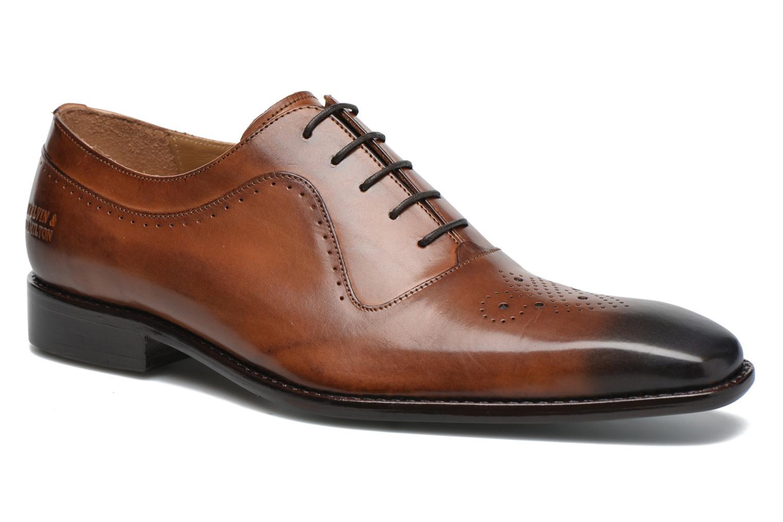 Chaussures à lacets Melvin & Hamilton Clark 13 Marron vue détail/paire