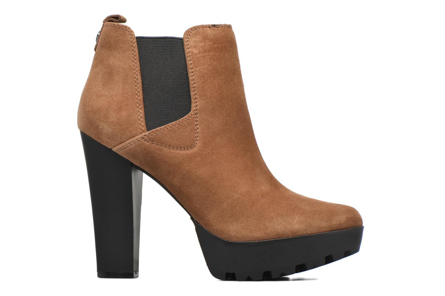 Ankle boots Guess Marelle Brown back view