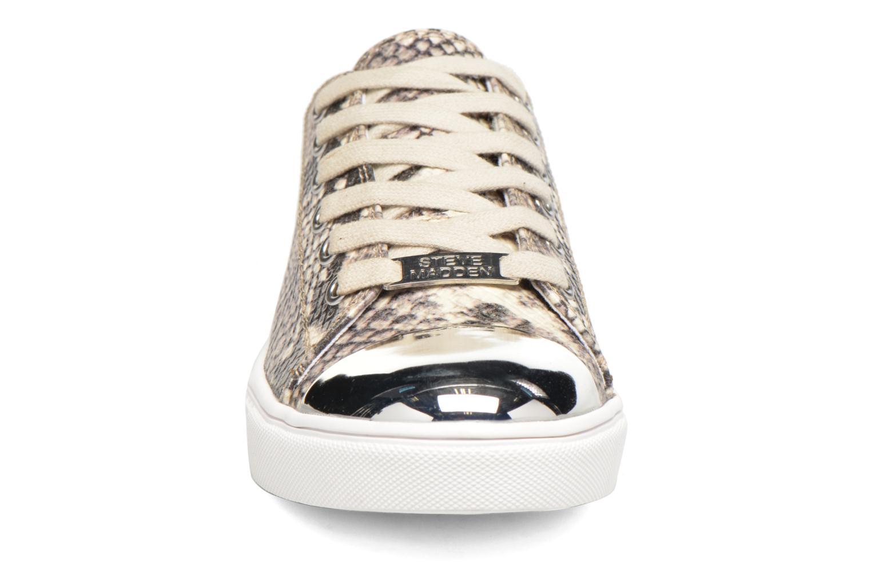 Sneaker Steve Madden Clydd-R beige schuhe getragen