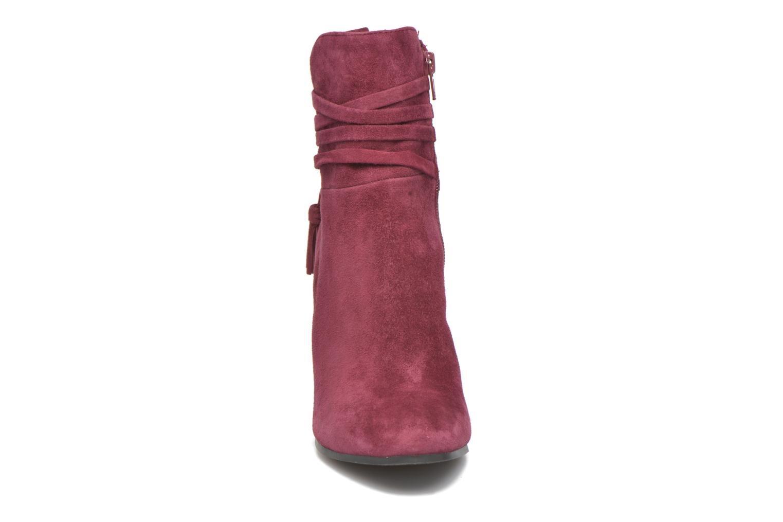 Boots en enkellaarsjes Steve Madden Glorria Bordeaux model