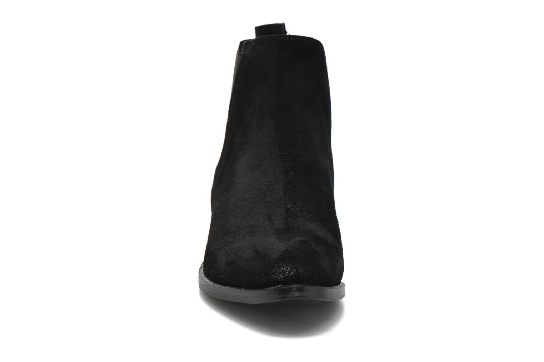 Nickell 01001 Black Suede