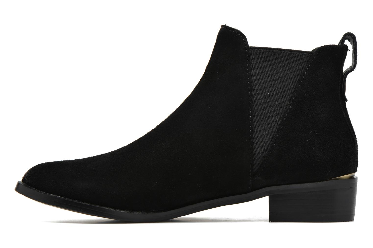 Nickell 01001 Black Suede