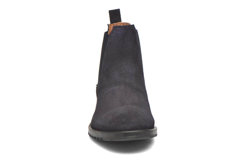 Bottines et boots Marvin&Co Ahsford Bleu vue portées chaussures