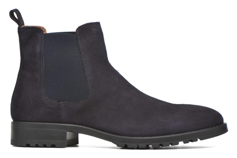Stiefeletten & Boots Marvin&Co Ahsford blau ansicht von hinten