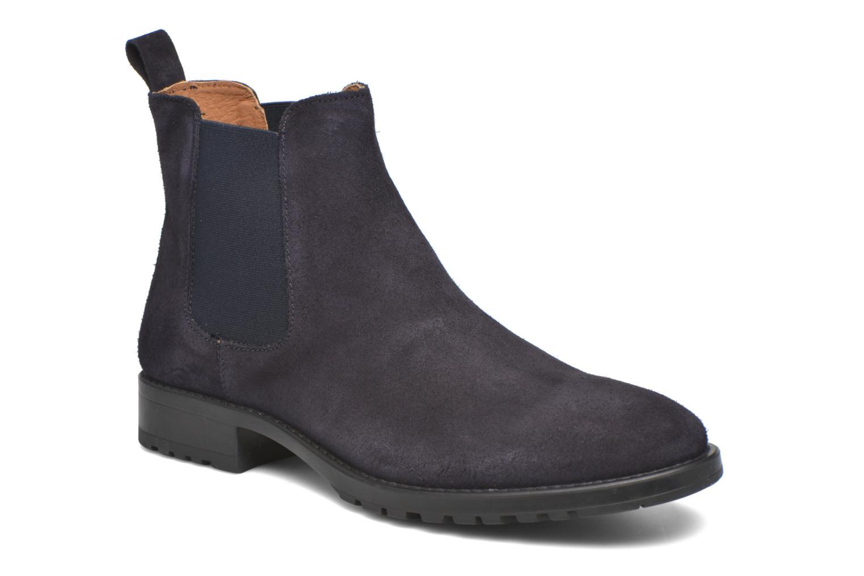 Stiefeletten & Boots Marvin&Co Ahsford blau detaillierte ansicht/modell
