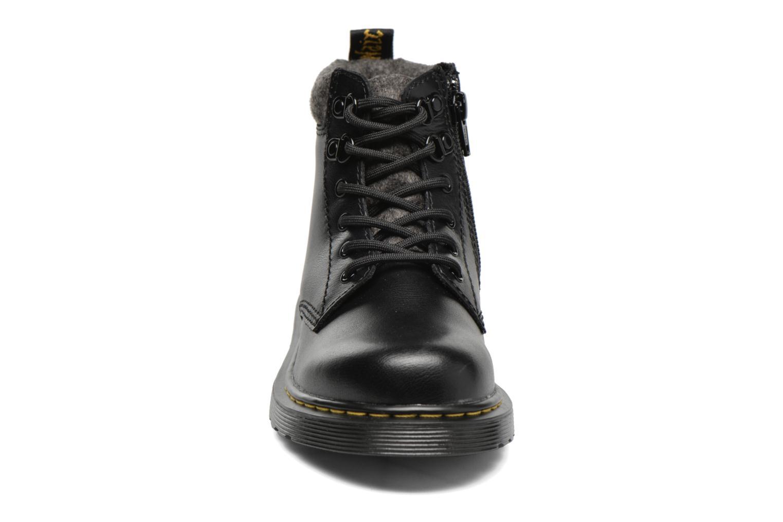 Bottines et boots Dr. Martens Juniors Padley Mix Padded Collar Boot Noir vue portées chaussures