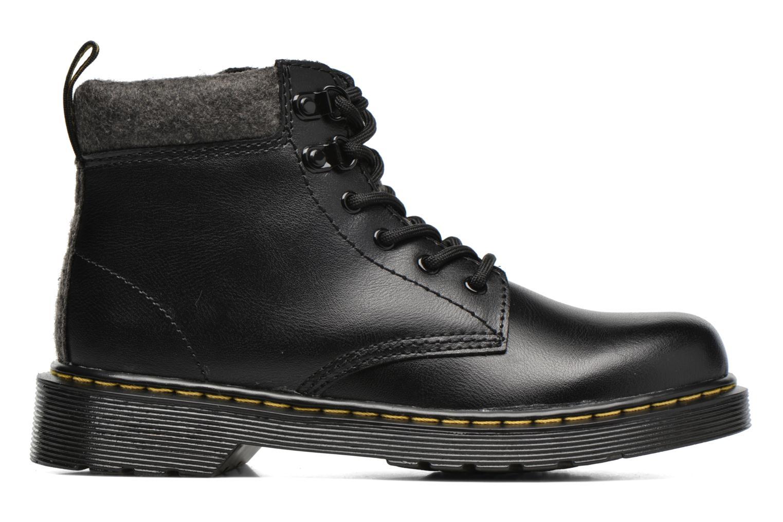 Bottines et boots Dr. Martens Juniors Padley Mix Padded Collar Boot Noir vue derrière