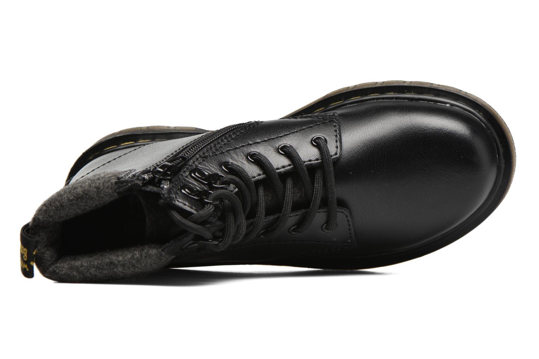 Bottines et boots Dr. Martens Juniors Padley Mix Padded Collar Boot Noir vue gauche